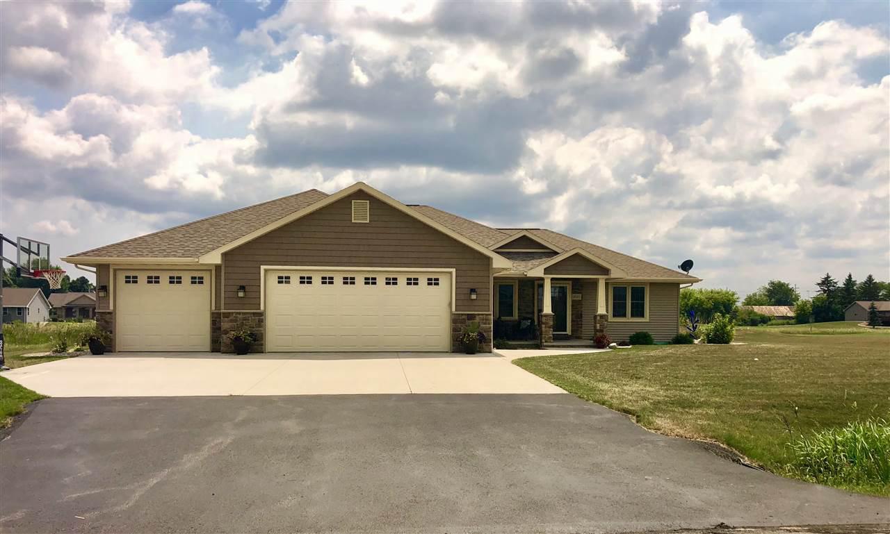 View Single-Family Home For Sale at N2043 DOMAIN DRIVE, Kaukauna, WI