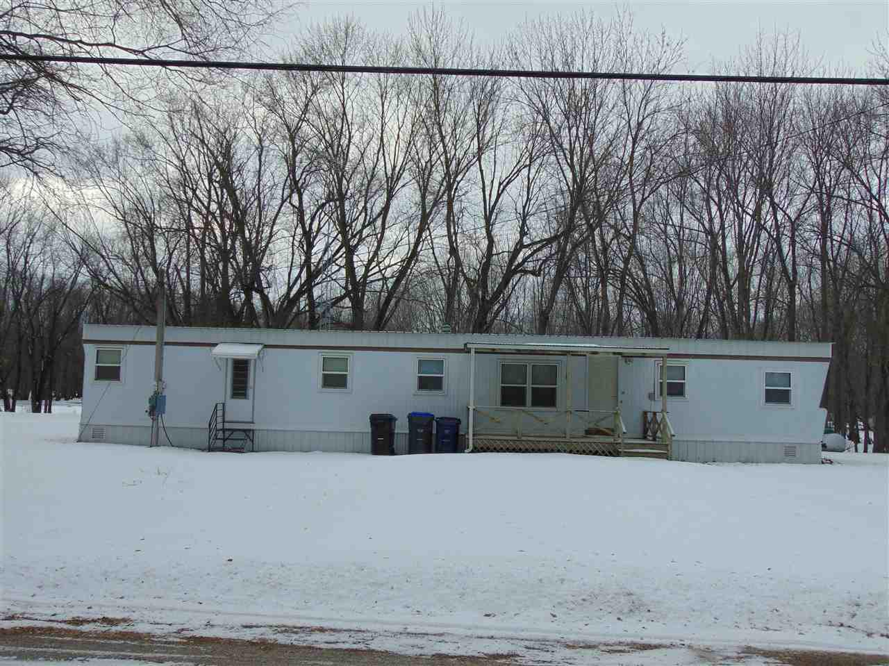 View Single-Family Home For Sale at N6337 KYSLEY ROAD, Shiocton, WI
