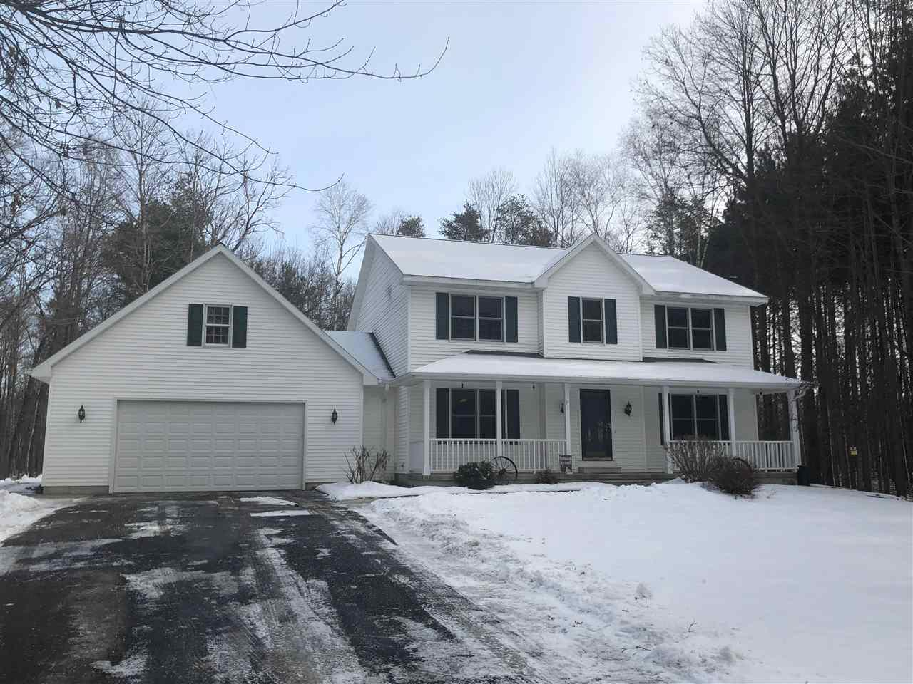 View Single-Family Home For Sale at N1900 WOODRIDGE DRIVE, Marinette, WI