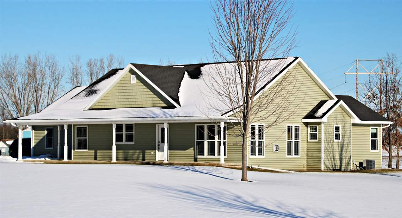View Single-Family Home For Sale at W2089 RAY ROAD, Seymour, WI