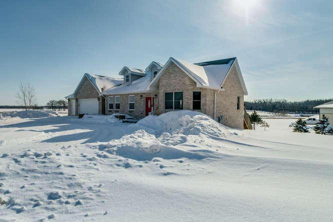 View Single-Family Home For Sale at 24833 Apple Rd, Waterford, WI
