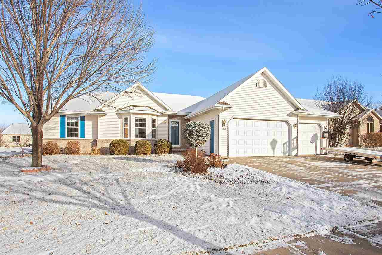 View Single-Family Home For Sale at 516 DOROTHY COURT, Kimberly, WI