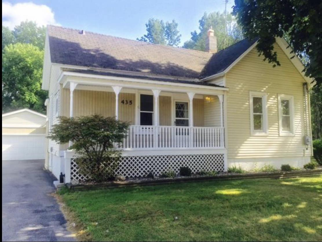 View Single-Family Home For Sale at 435 W HOSMER STREET, Marinette, WI