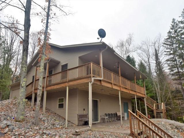 View Single-Family Home For Sale at 17398 HORN LAKE ROAD, Townsend, WI