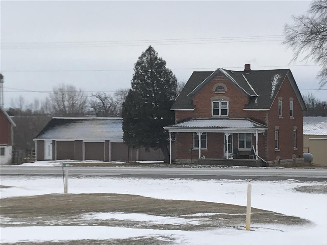 View Single-Family Home For Sale at 6116 ALGOMA ROAD, New Franken, WI