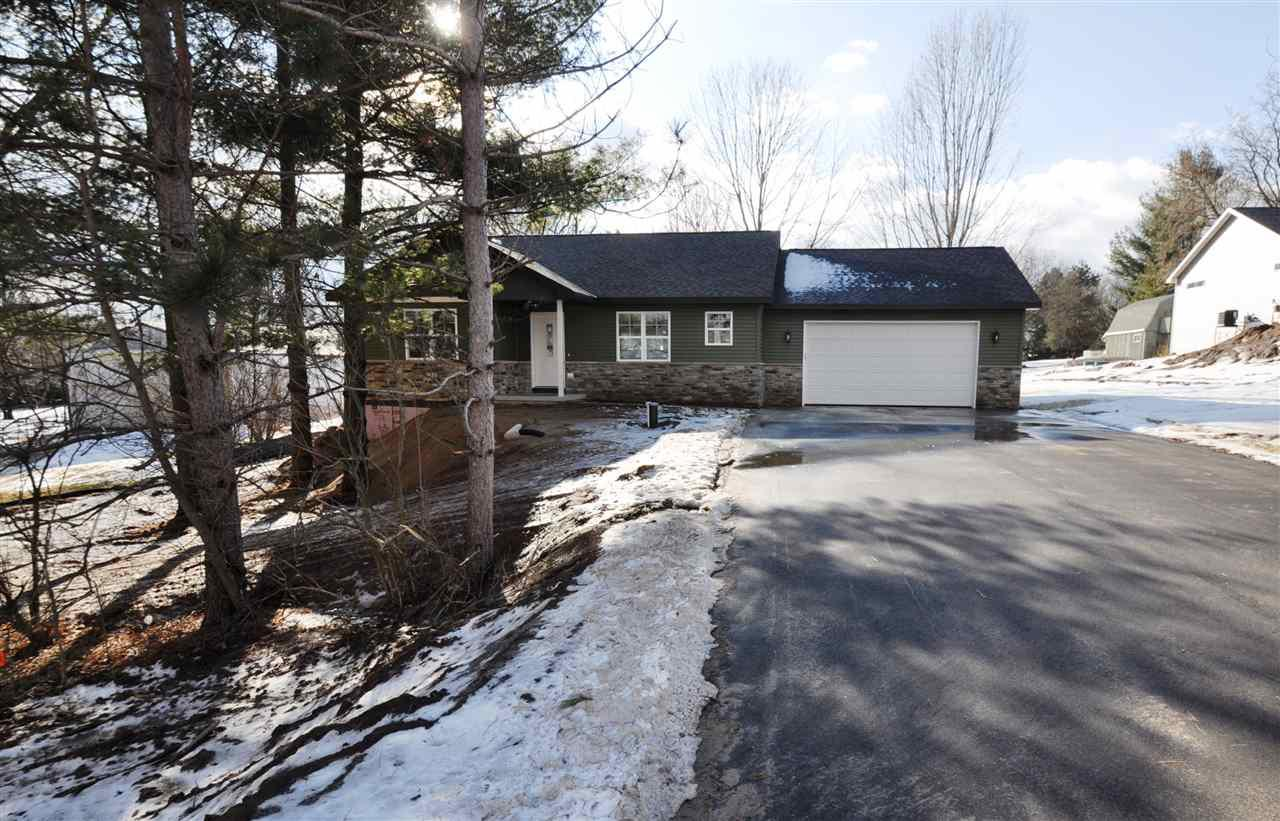 View Single-Family Home For Sale at W399 CROOK ROAD, De Pere, WI