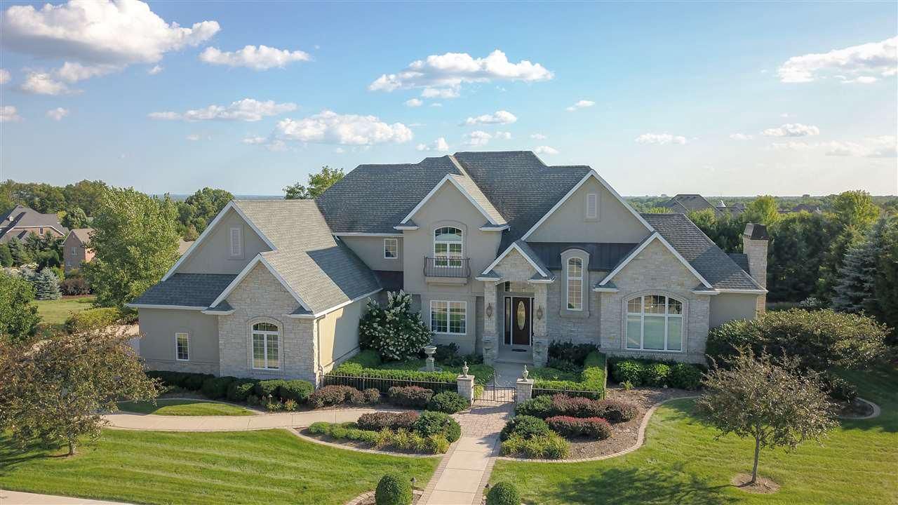 View Single-Family Home For Sale at 2311 E HIGHPOND CROSSING, Appleton, WI
