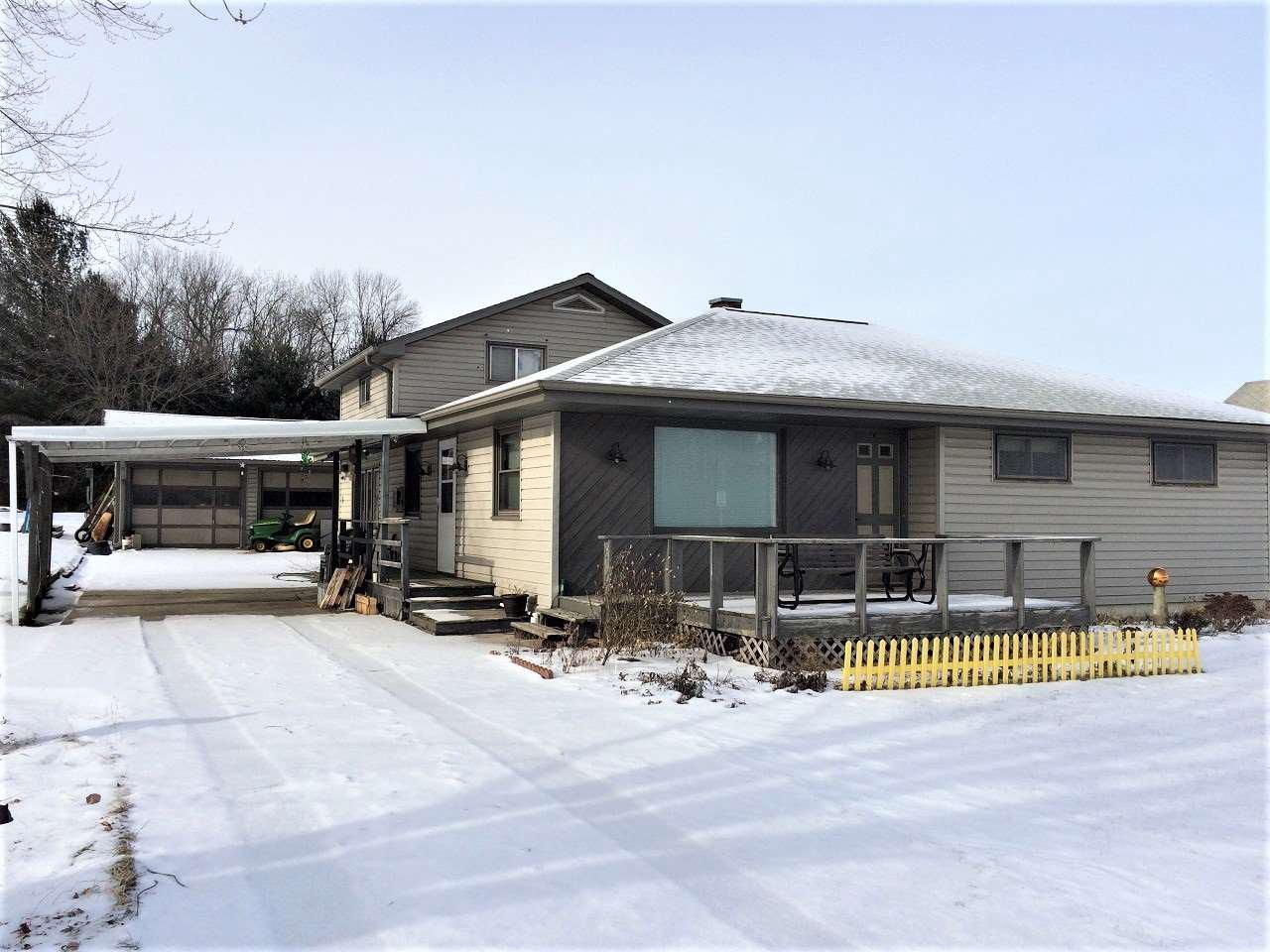 View Single-Family Home For Sale at 9143 HWY 141, Lena, WI