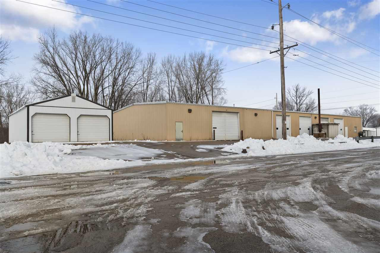 View Commercial For Sale at 404 ELM STREET, New London, WI