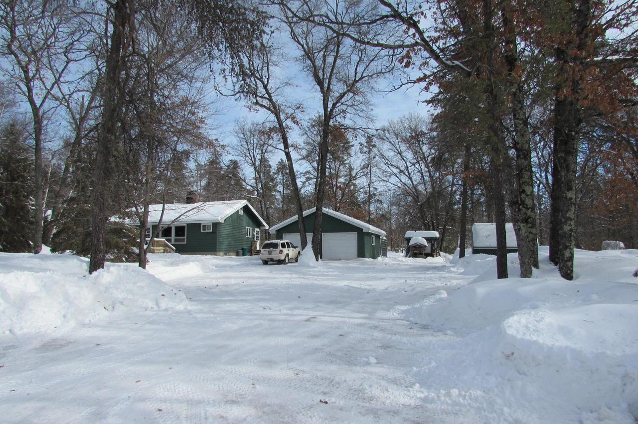 View Single-Family Home For Sale at 15968 County Rd W, Crivitz, WI