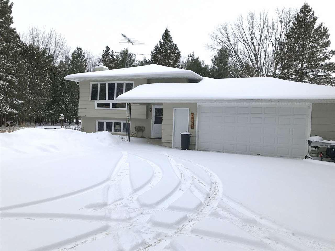 View Single-Family Home For Sale at W9811 HINTZ ROAD, New London, WI