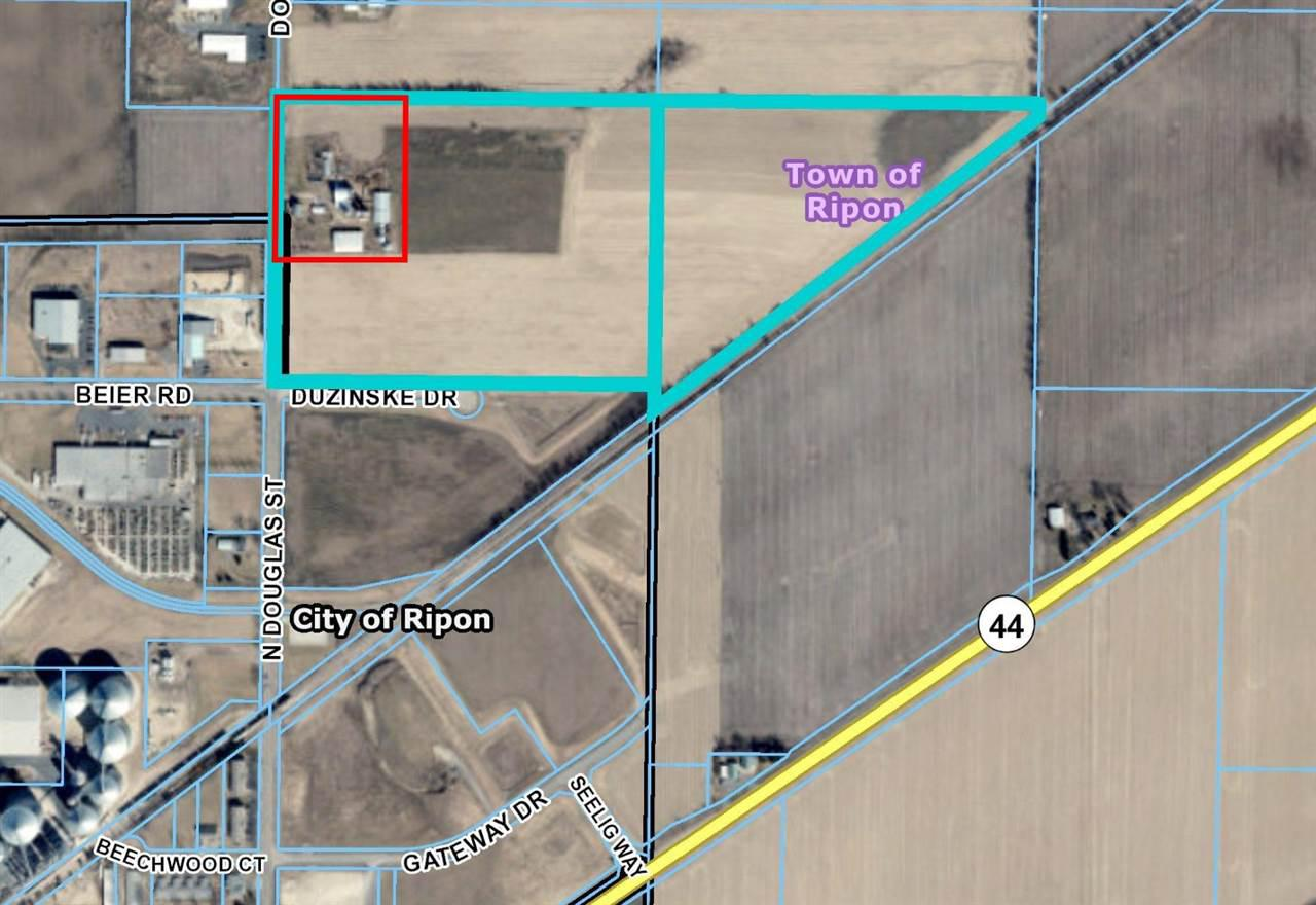 View Vacant Land For Sale at N8747 Douglas St, Ripon, WI