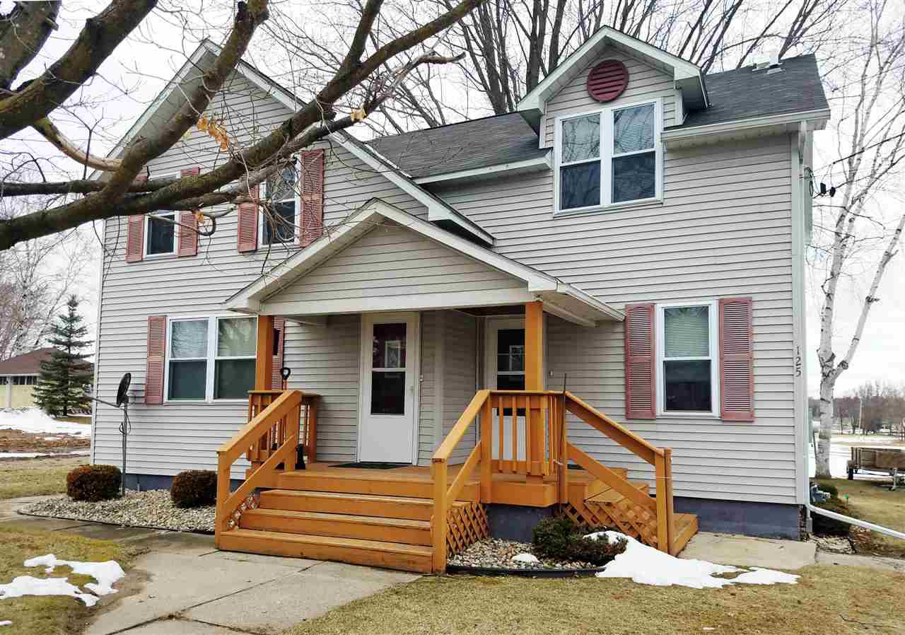 View Multi-Family For Sale at 125 W MAIN STREET, Gillett, WI