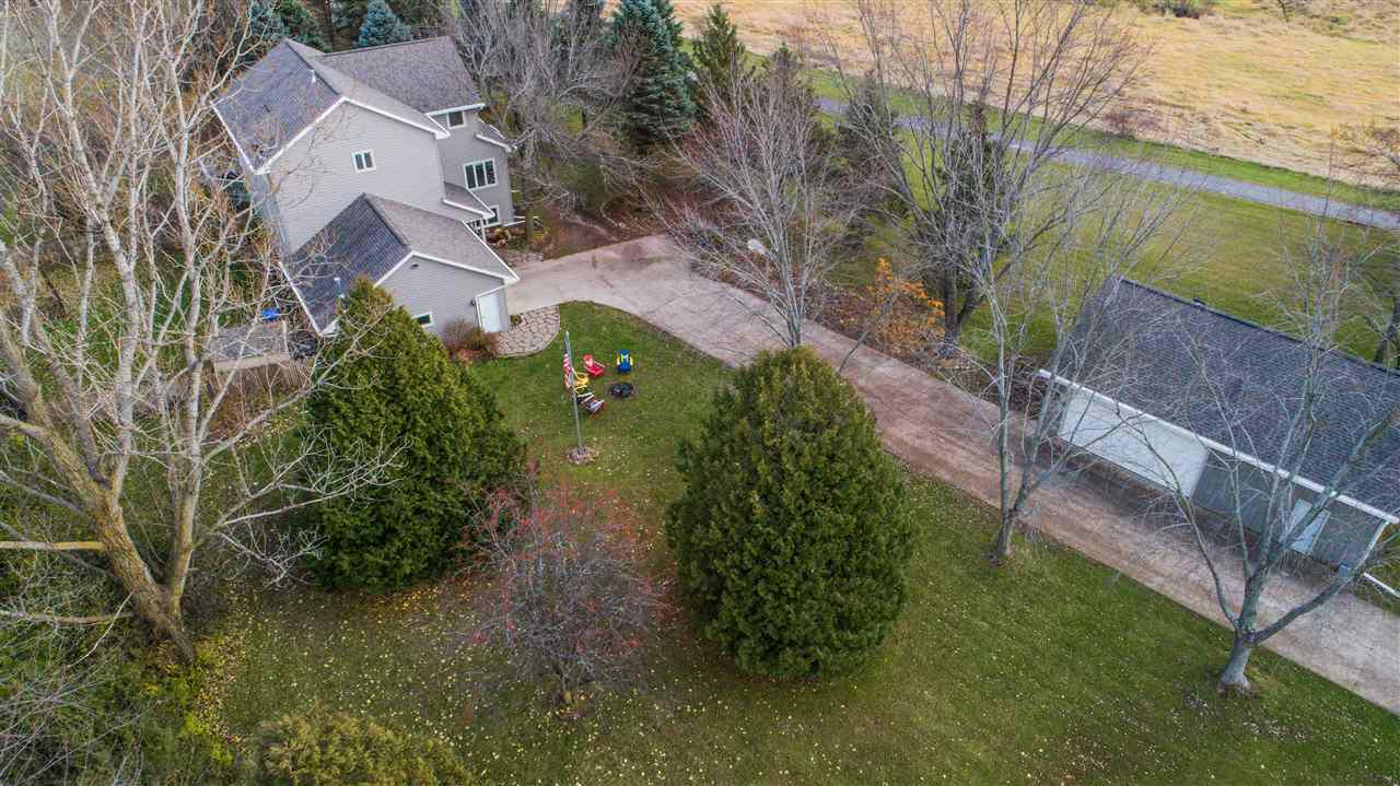 View Single-Family Home For Sale at N1482 MIDWAY ROAD, Hortonville, WI