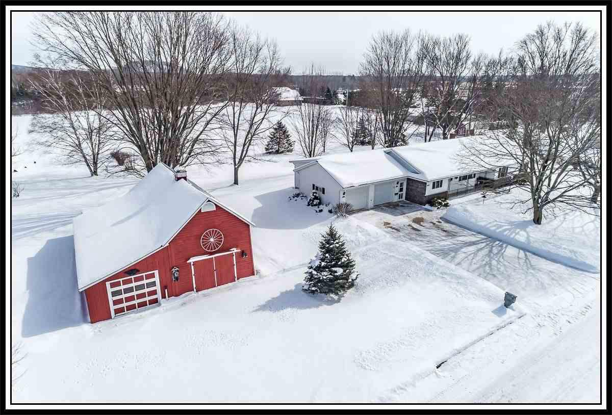 View Single-Family Home For Sale at 1040 MONTGOMERY STREET, New London, WI