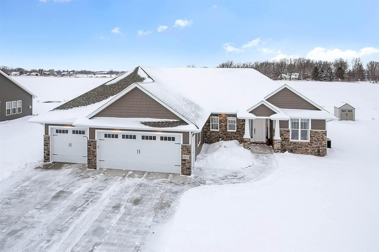 View Single-Family Home For Sale at 2272 GRINGOTTS WAY, De Pere, WI