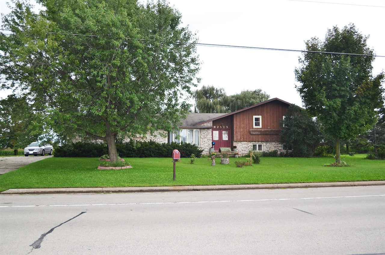 View Single-Family Home For Sale at W2815 HWY JJ, Kaukauna, WI