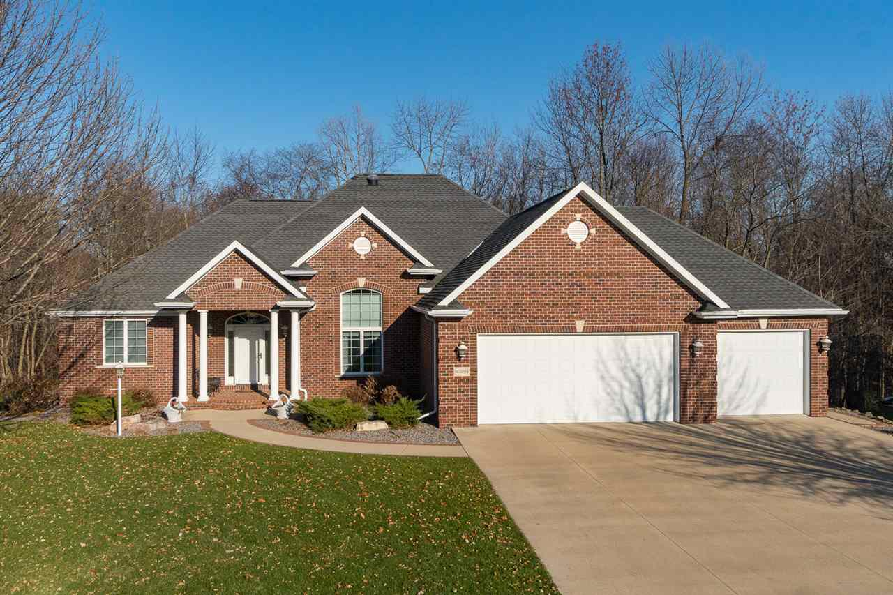 View Single-Family Home For Sale at W2294 VALLEYWOOD LANE, Appleton, WI