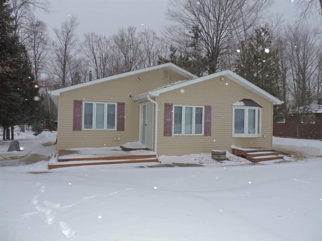 View Single-Family Home For Sale at 17574 LITTLE IRELAND LANE, Townsend, WI