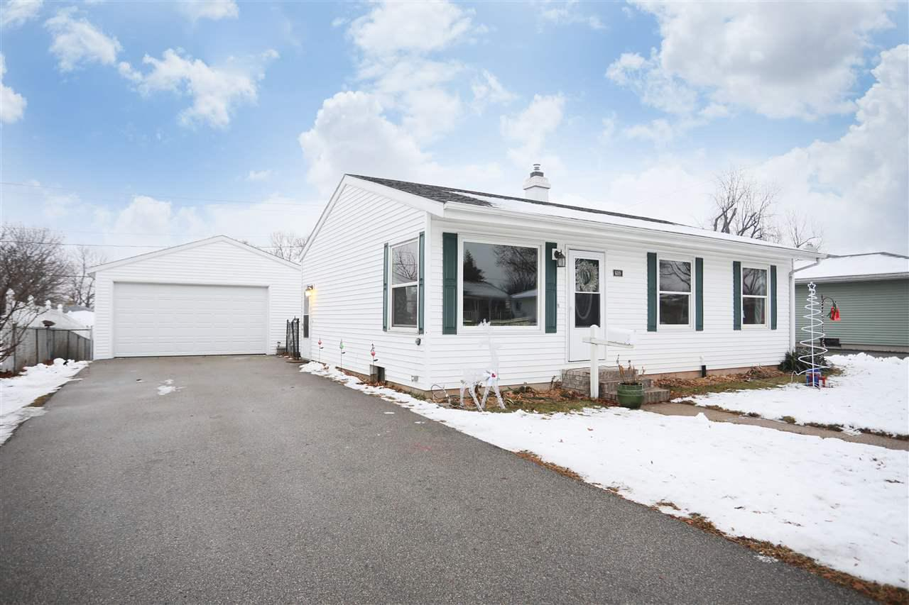 View Single-Family Home For Sale at 609 PARK STREET, Combined Locks, WI