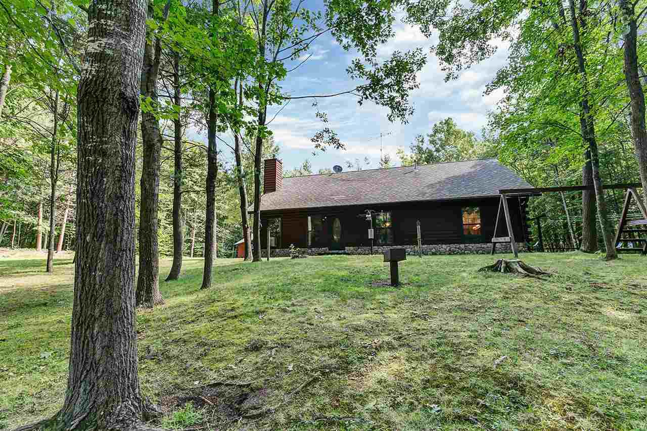 View Single-Family Home For Sale at 14216 BLOOM ROAD, Gillett, WI