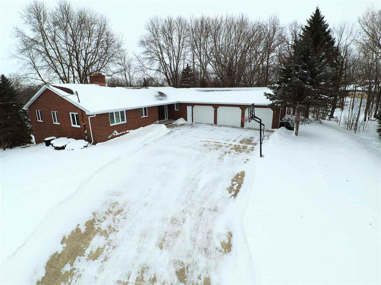 View Single-Family Home For Sale at N1862 RIVER FOREST DRIVE, Kaukauna, WI