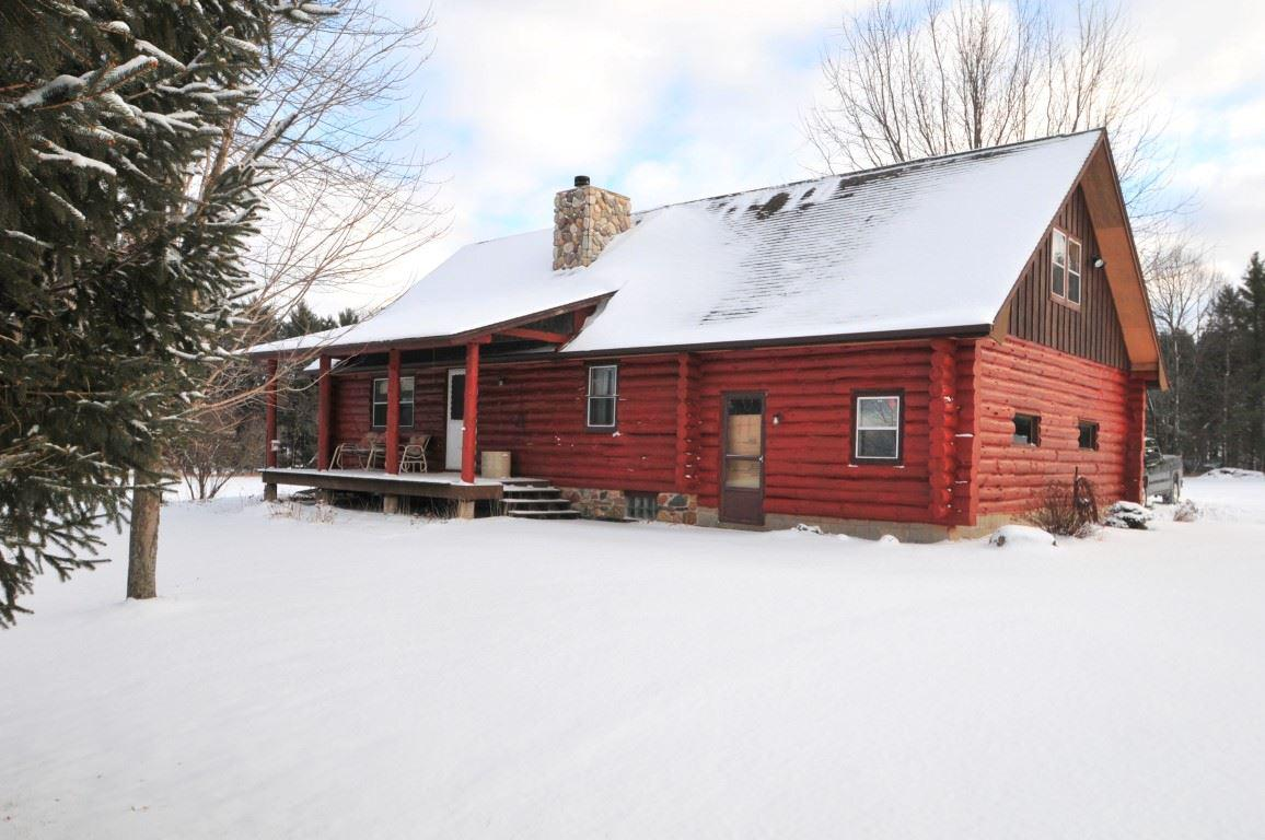 View Single-Family Home For Sale at W9379 OLD HWY 54, New London, WI