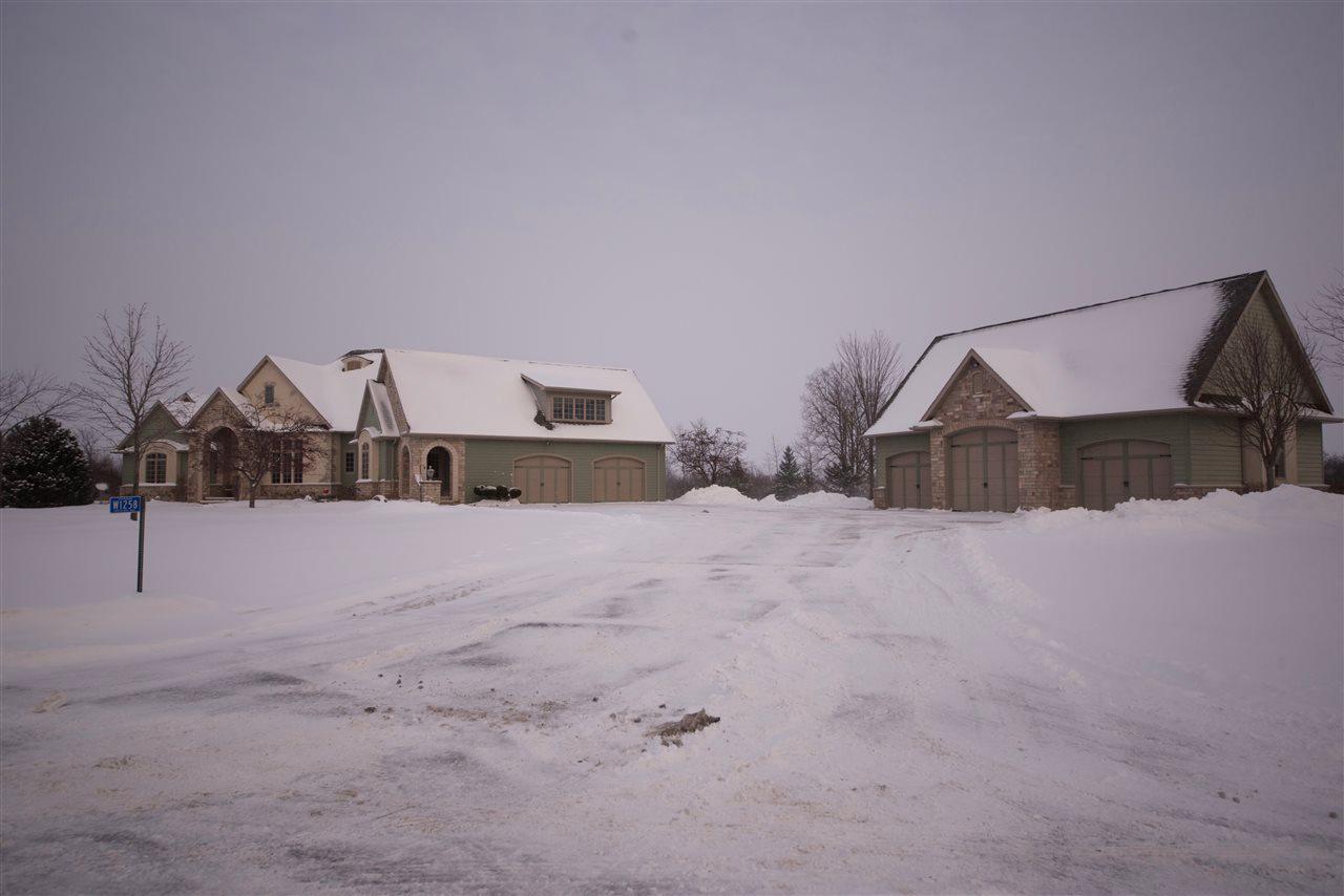 View Single-Family Home For Sale at W1258 APPLELAND WAY, Kaukauna, WI