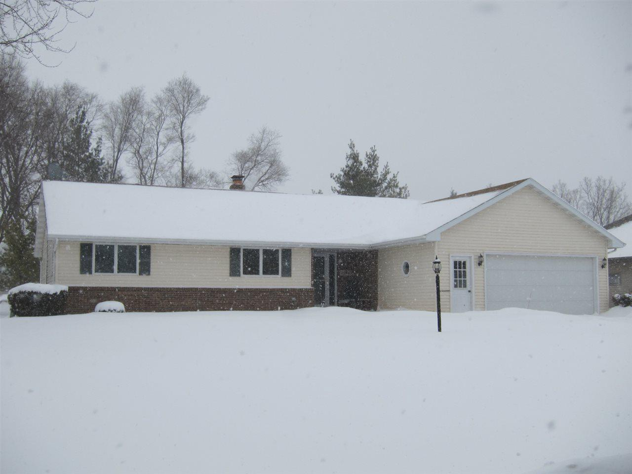 View Single-Family Home For Sale at W2635 MAPLERIDGE COURT, Appleton, WI