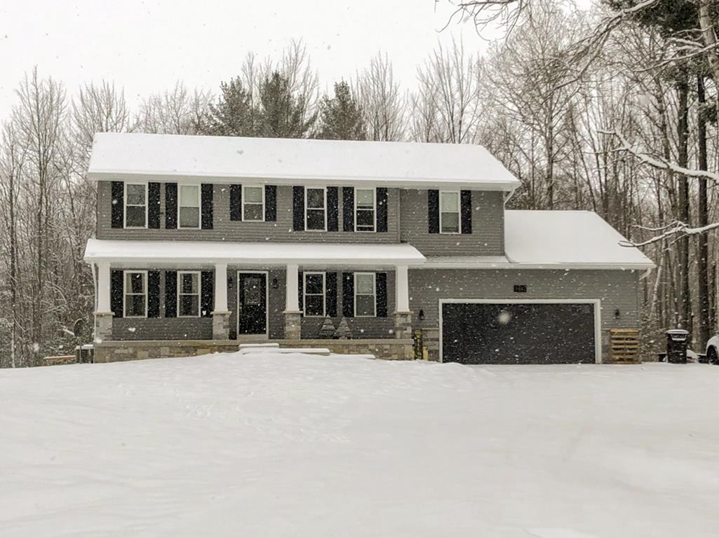 View Single-Family Home For Sale at 1543 HAZELWOOD DRIVE, Sobieski, WI