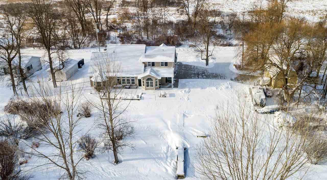 View Single-Family Home For Sale at 6446 BAY SHORE ROAD, Oconto, WI