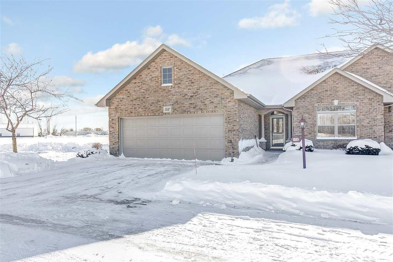View Condo For Sale at 152 GOLF COURSE DRIVE, Wrightstown, WI