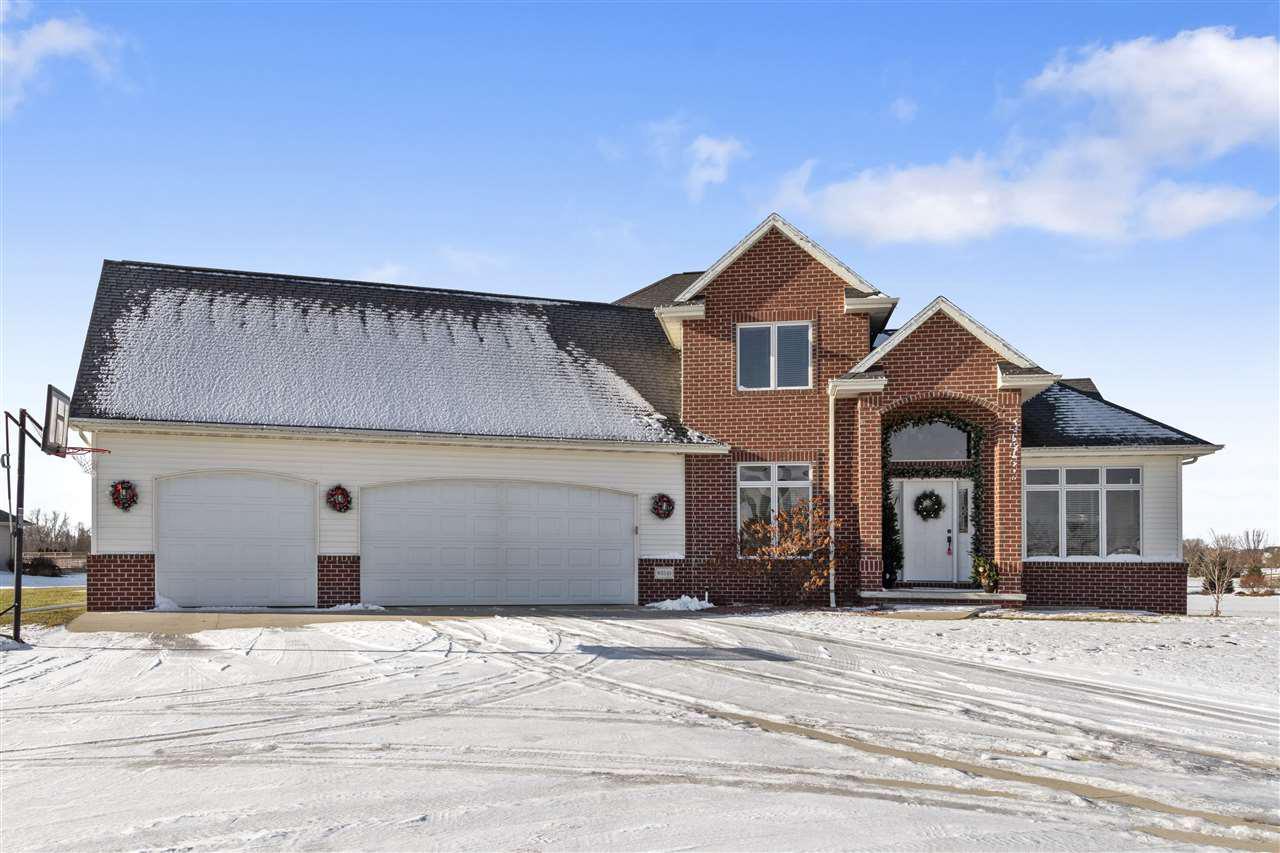 View Single-Family Home For Sale at W2145 BONNIE LANE, Kaukauna, WI
