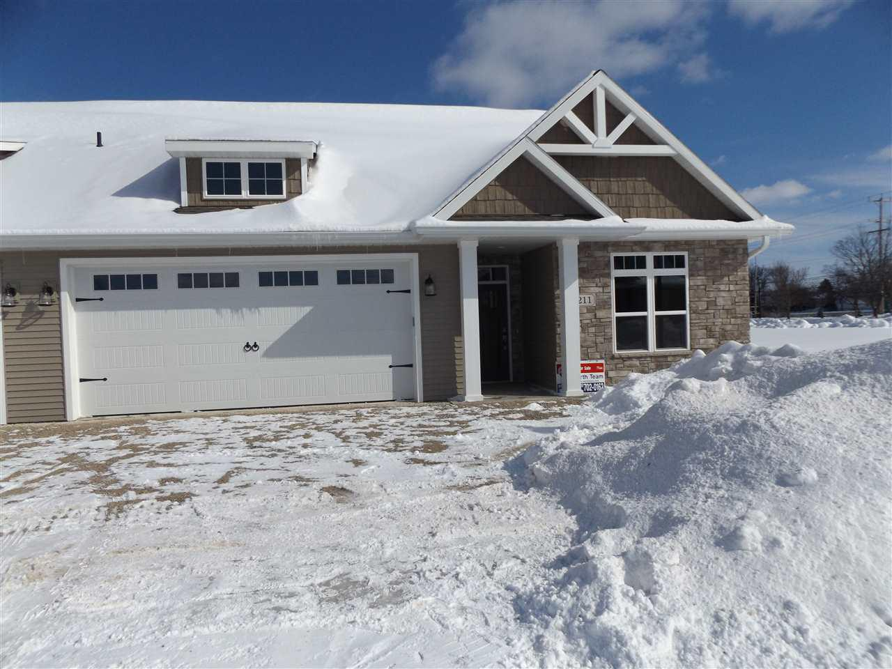 View Single-Family Home For Sale at 211 SMITHFIELD DRIVE, Kimberly, WI