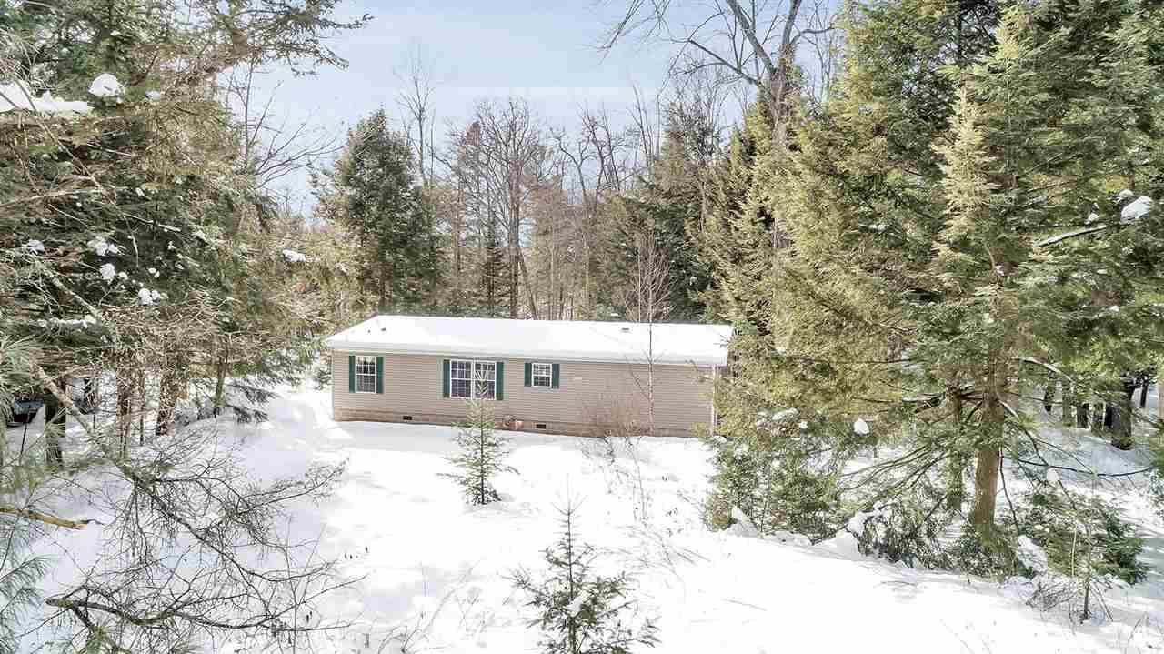View Single-Family Home For Sale at N6055 EAGLES WAY, Porterfield, WI