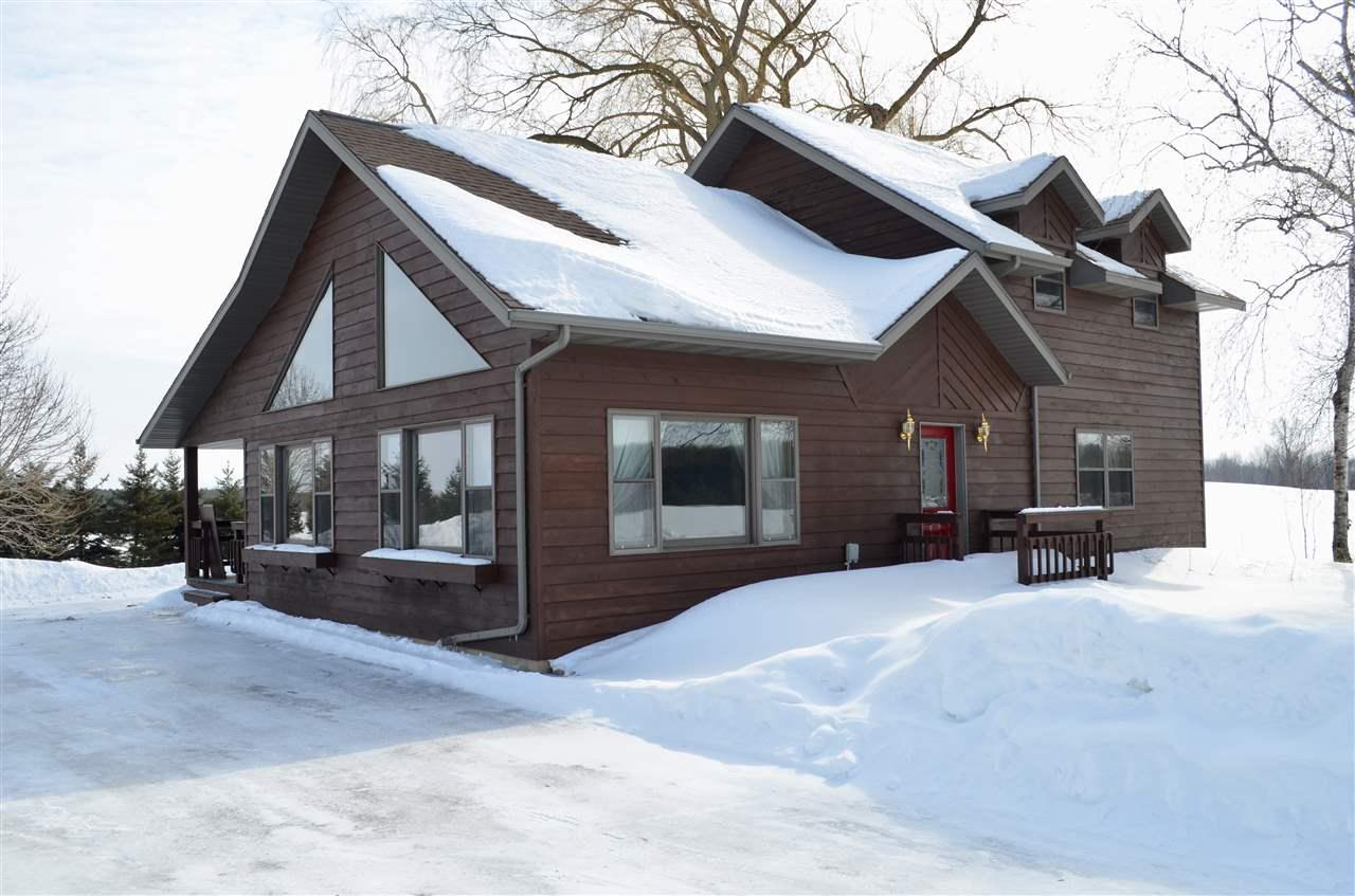 View Single-Family Home For Sale at 7554 TRAIL ROAD, Gillett, WI