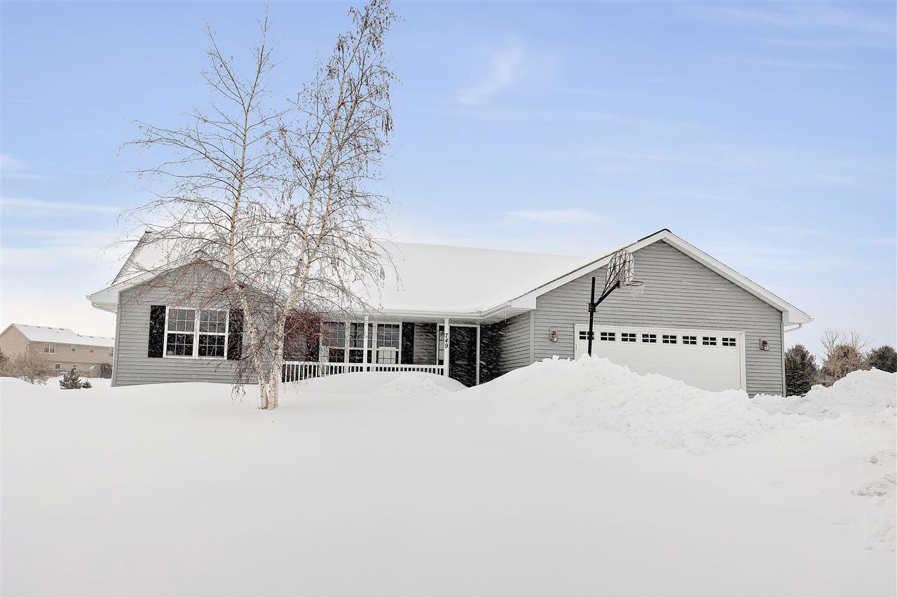 View Single-Family Home For Sale at 749 HILBERT ROAD, Sobieski, WI
