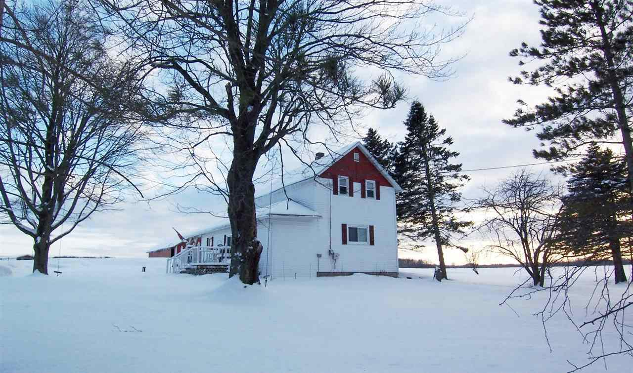 View Single-Family Home For Sale at W8235 HOOYMAN ROAD, Shiocton, WI