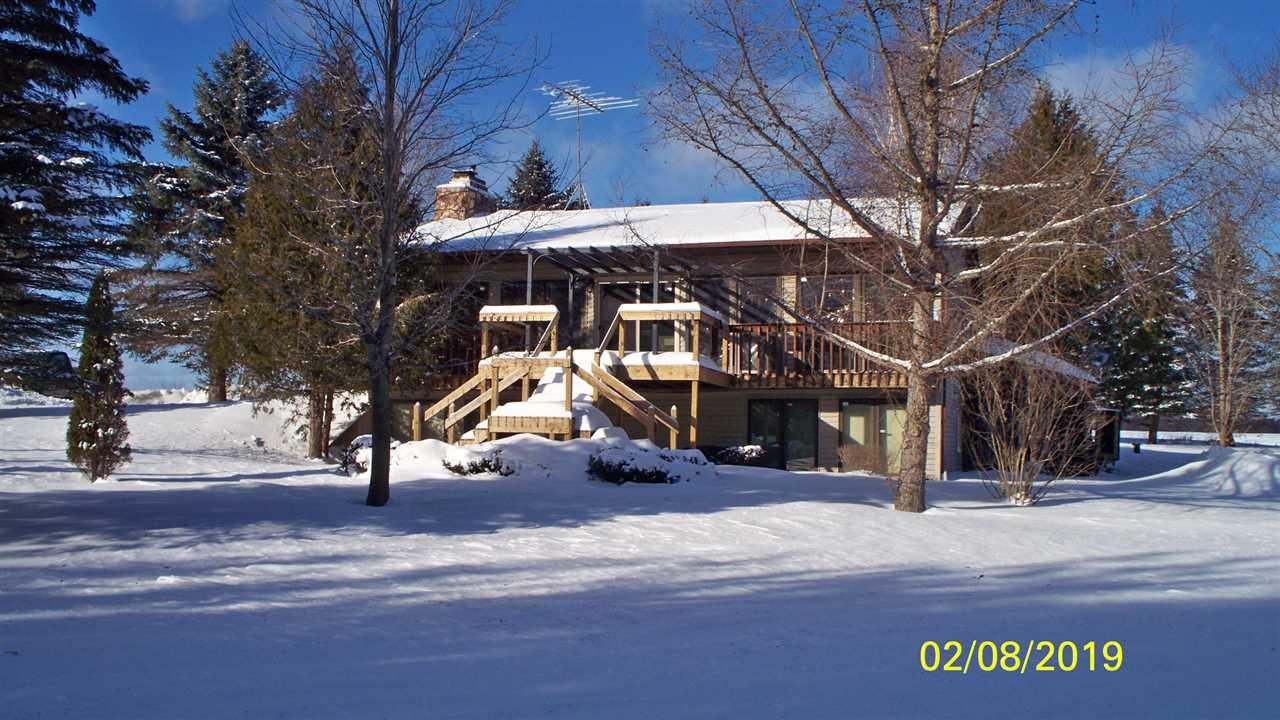 View Single-Family Home For Sale at N4160 15TH ROAD, Pound, WI