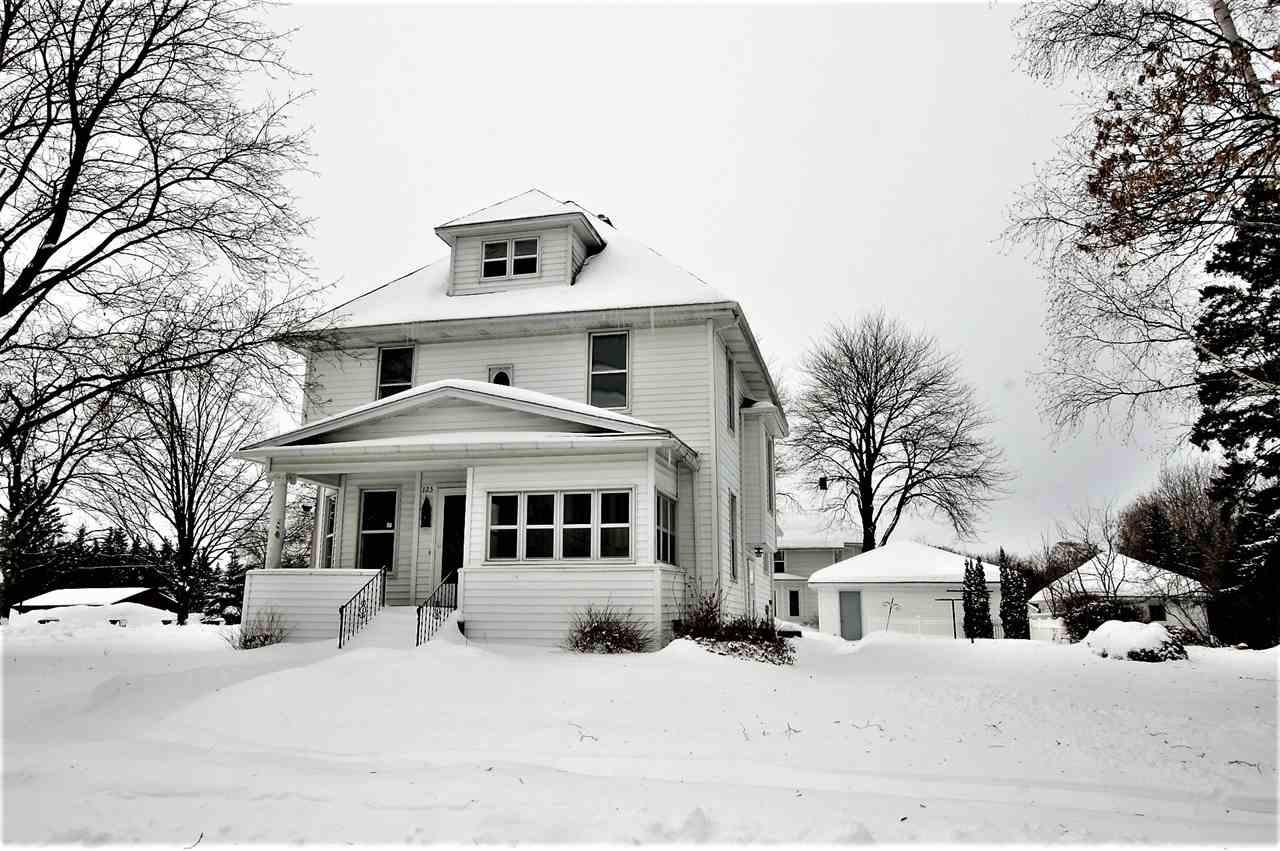 View Single-Family Home For Sale at 125 S GARDEN AVENUE, Gillett, WI