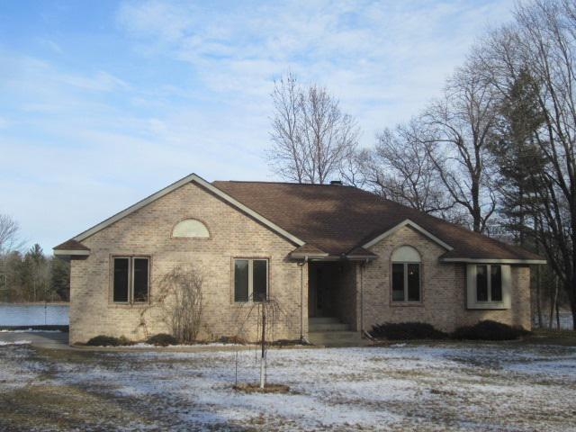 View Single-Family Home For Sale at N4294 HWY 180, Marinette, WI