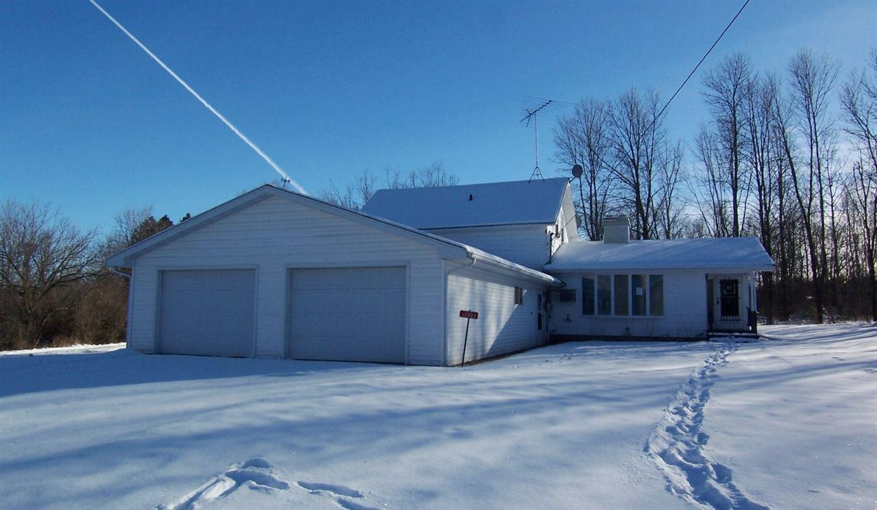View Single-Family Home For Sale at 12923 HWY H, Gillett, WI