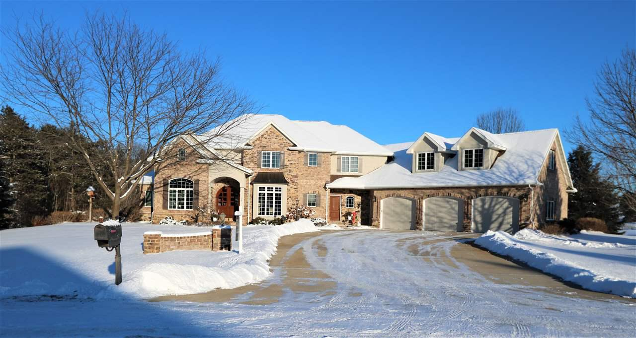 View Single-Family Home For Sale at N2972 MANORWOOD LANE, Hortonville, WI