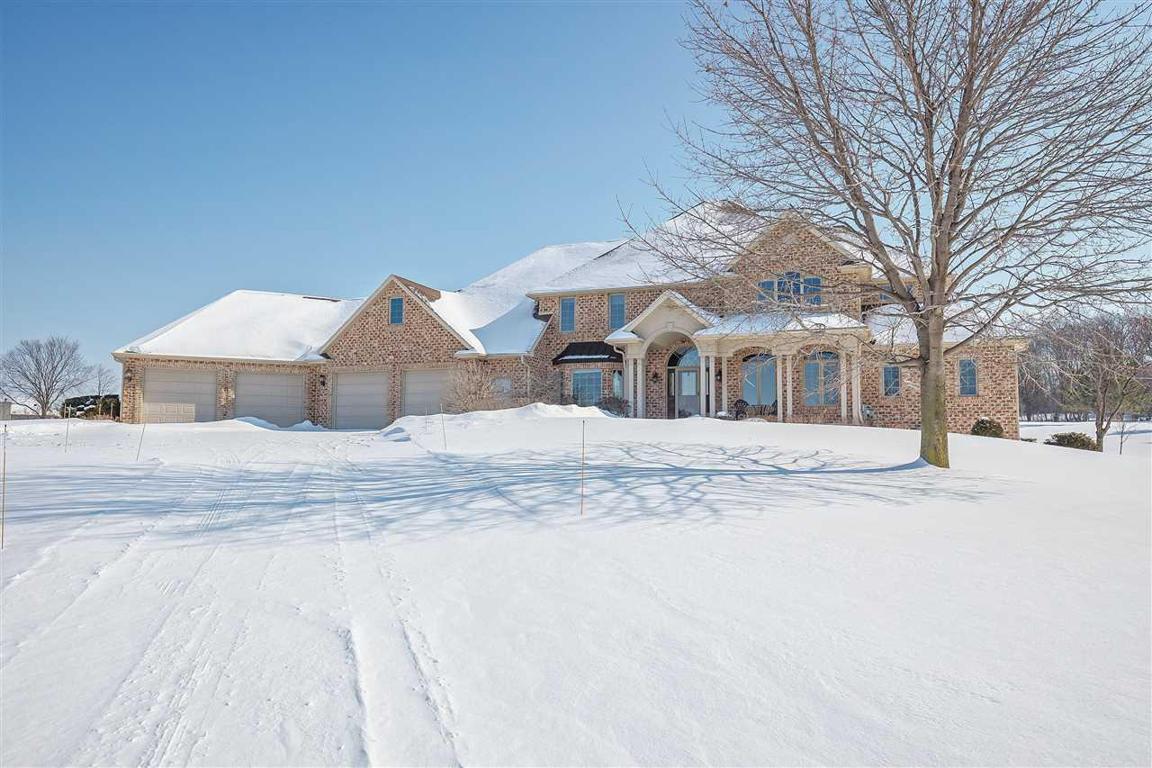 View Single-Family Home For Sale at 2065 KETTLE CREEK COURT, De Pere, WI