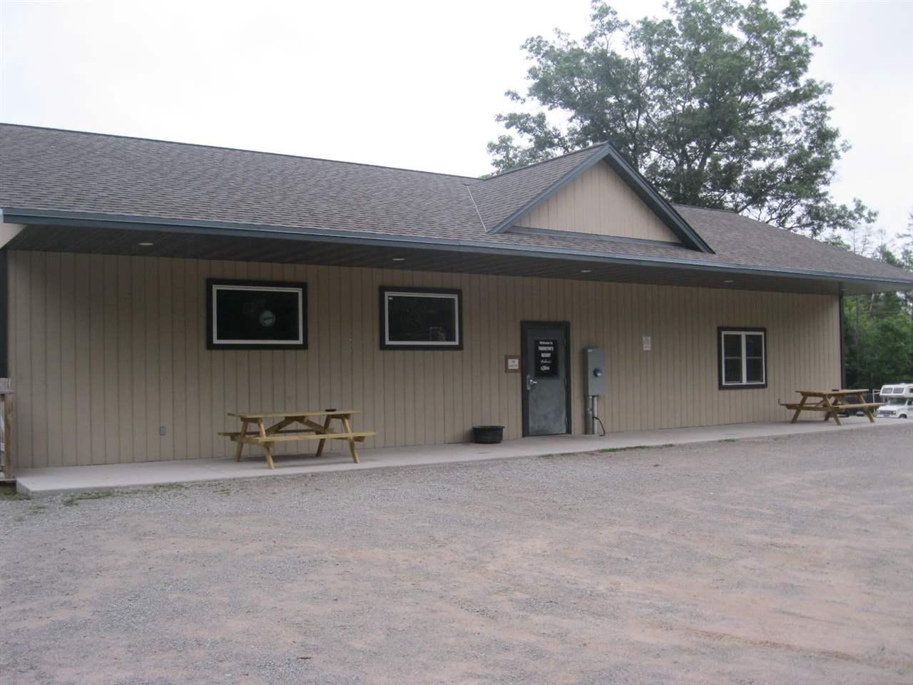 View Commercial For Sale at W12882 PARKWAY ROAD, Athelstane, WI