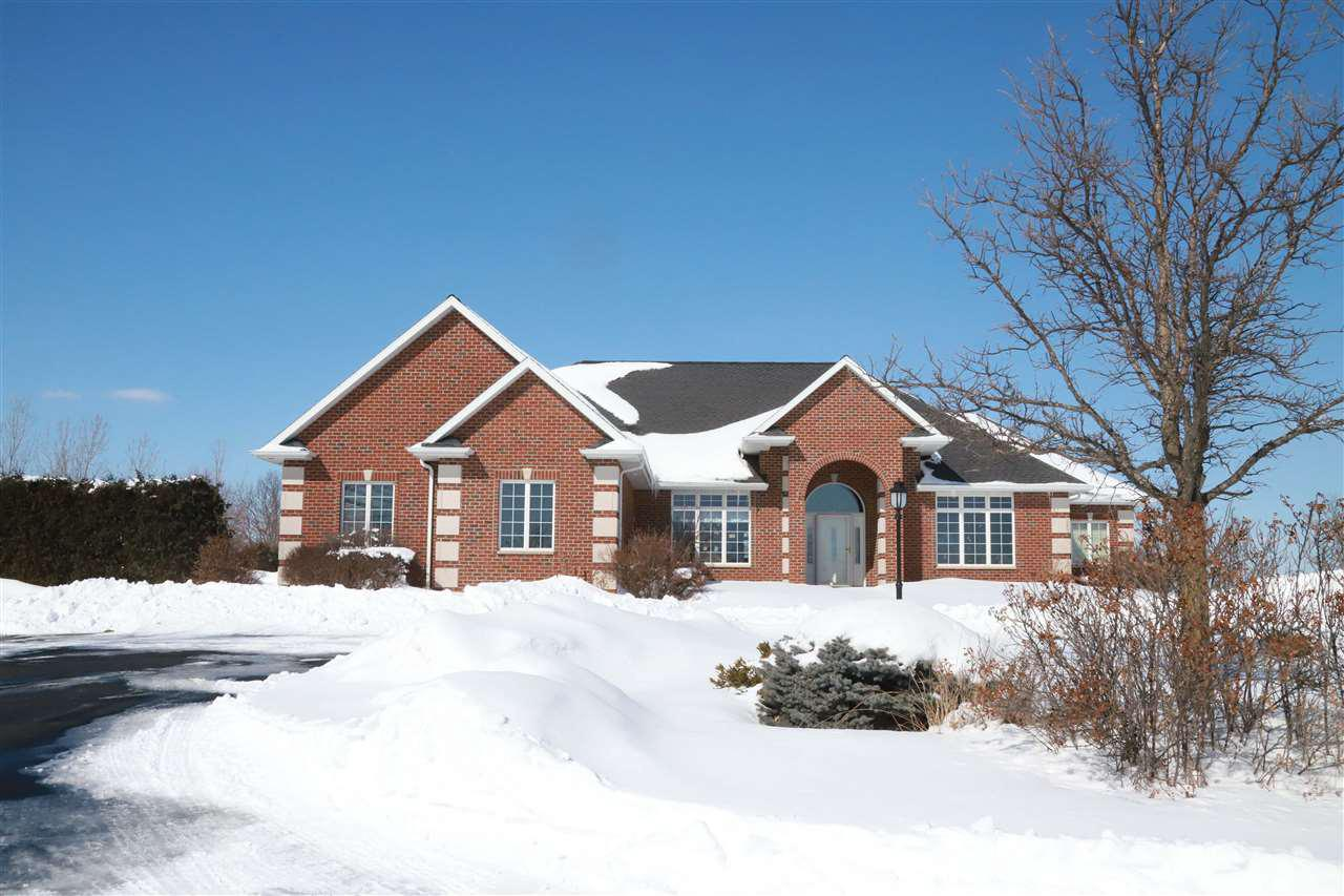 View Single-Family Home For Sale at W10246 GILWIN LANE, Hortonville, WI