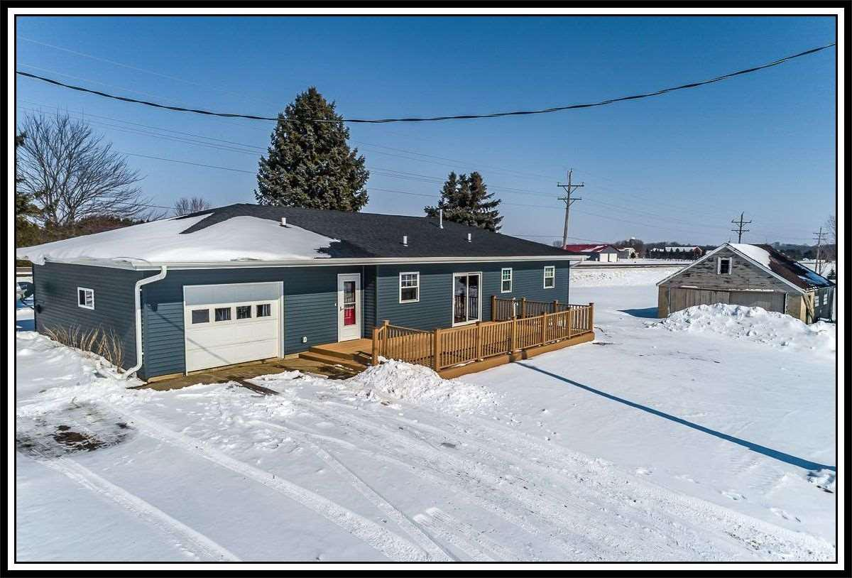 View Single-Family Home For Sale at W10759 HWY 96, Fremont, WI