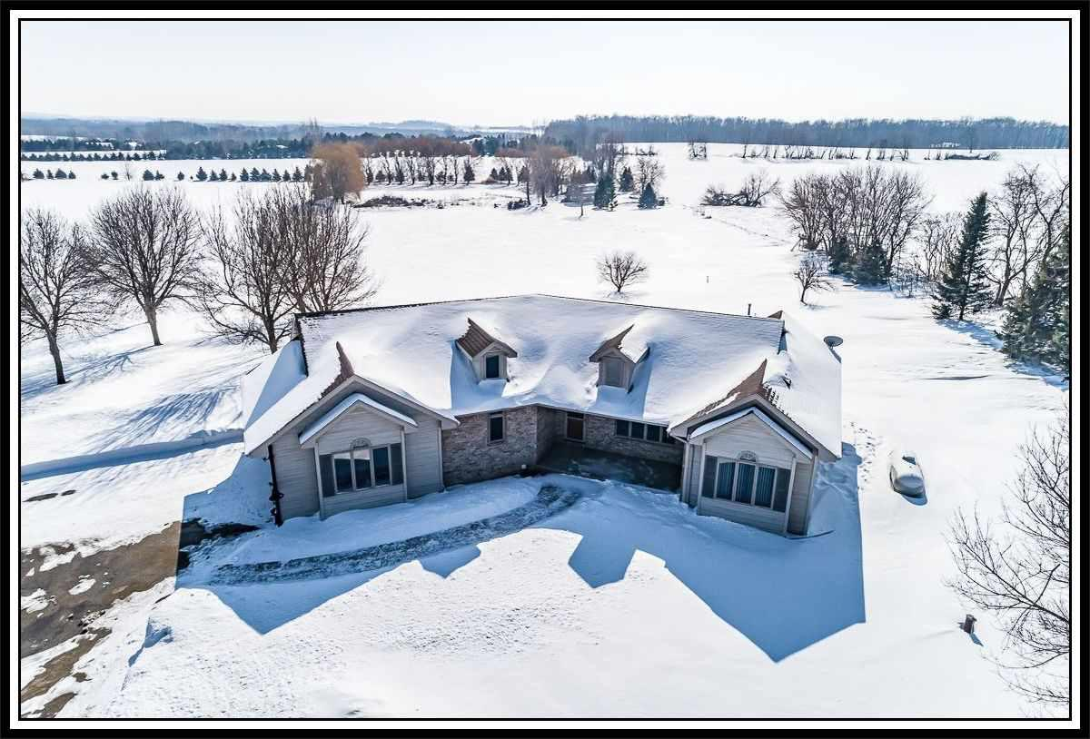View Single-Family Home For Sale at W10781 HWY 96, Fremont, WI
