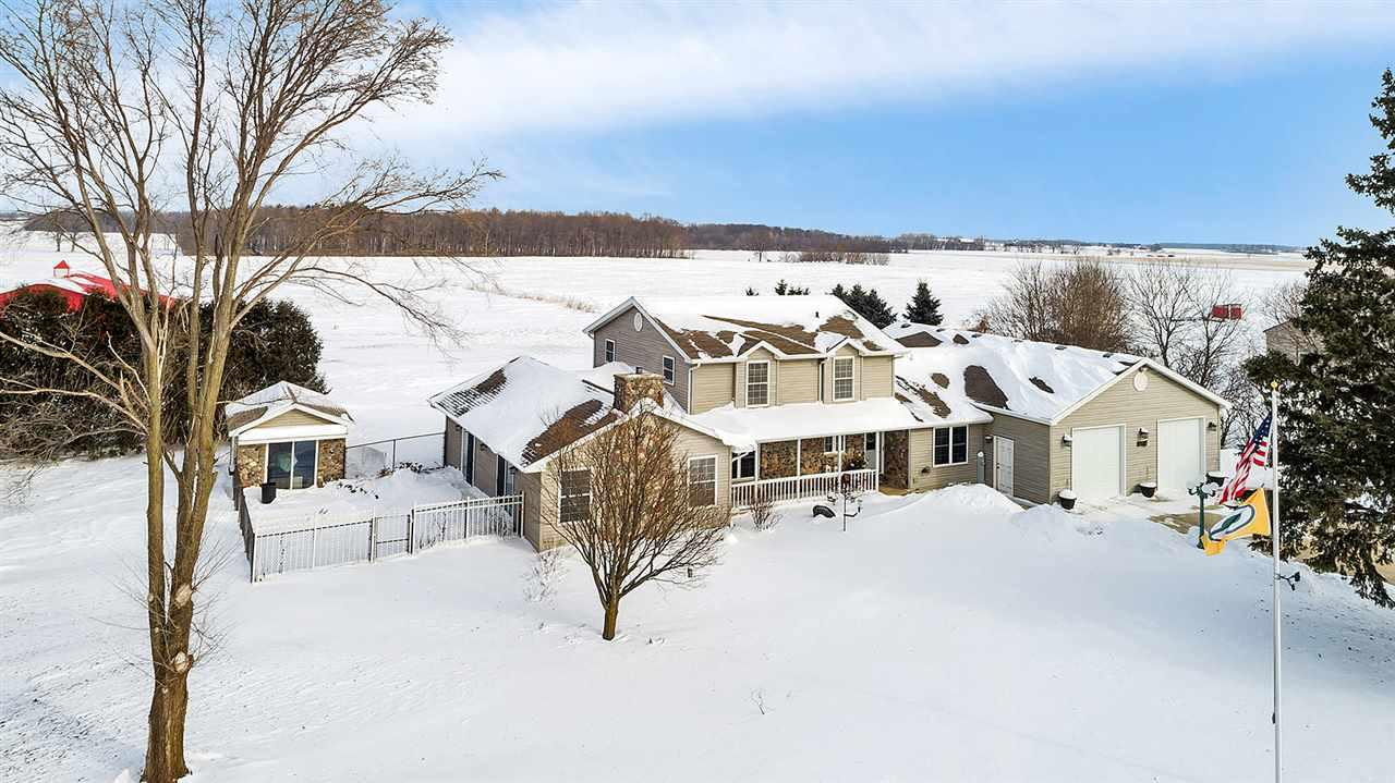View Single-Family Home For Sale at W2256 HWY G, Seymour, WI