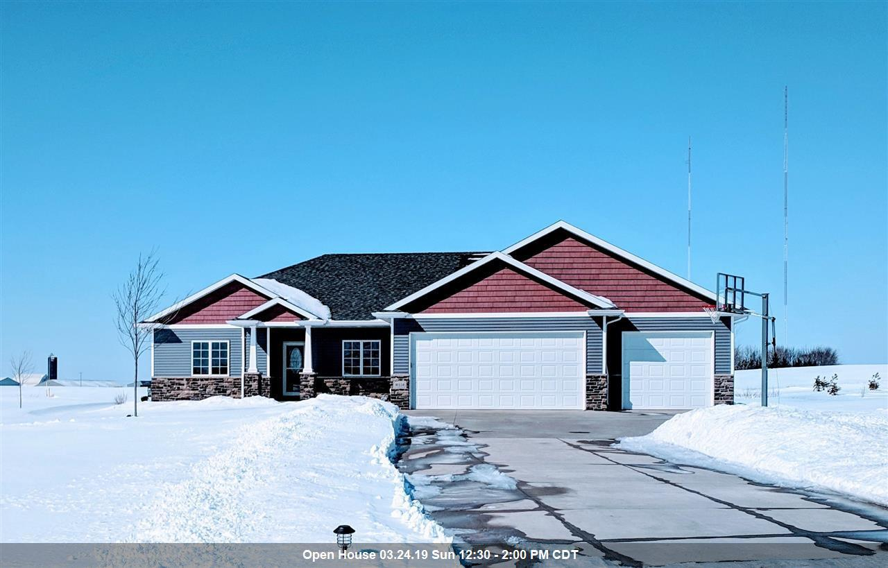 View Single-Family Home For Sale at W158 ERV COURT, Kaukauna, WI
